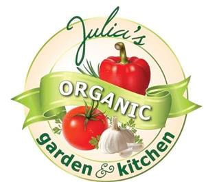 Julia Organic Garden Beauty